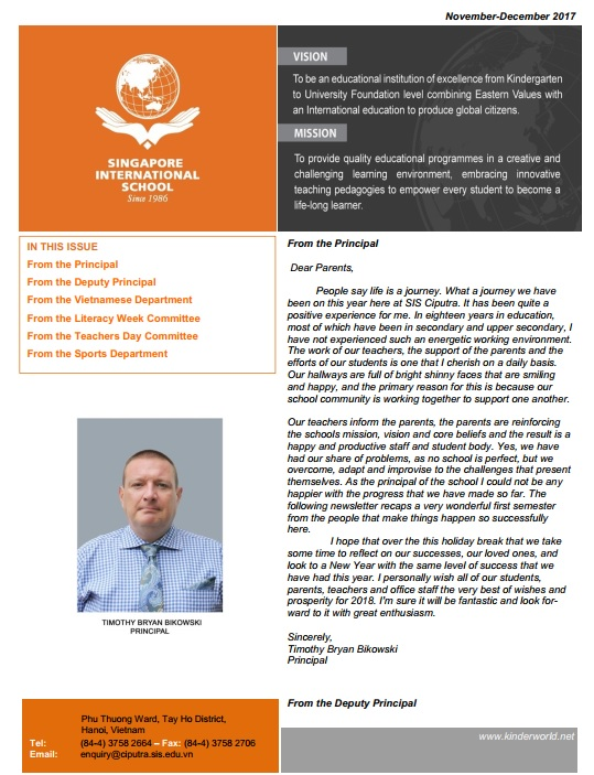 Newsletter NovDec